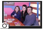 Фотоотчёт 2014: Кафе и проводы гостей